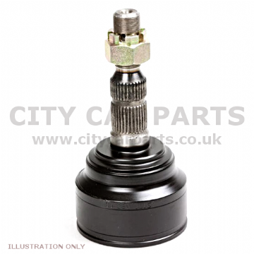 SEAT LEON TOLEDO MODELS FROM 1999 TO 2006 FRONT CV JOINT DRIVE SHAFT SCPJ89N